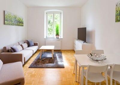 Gästewohnung A24 W3 Wohnen-Essen