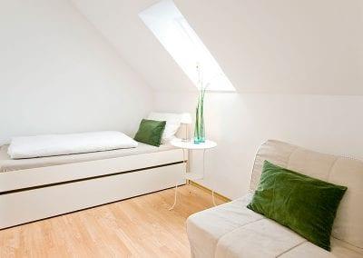 Gästewohnung A24 A4 Schlafen