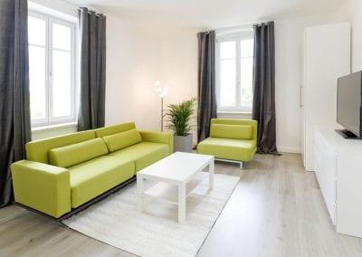 Gästewohnung A24 W4 Wohnen