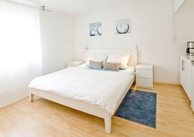 Gästewohnung B18 A3 Schlafen