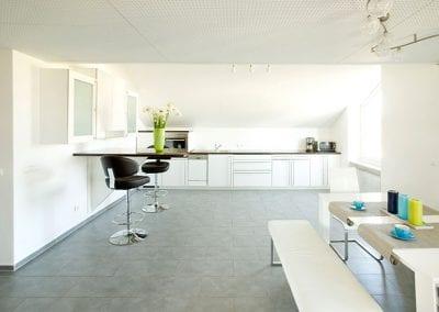Gästewohnung B18 W5 Kochen u. Essen